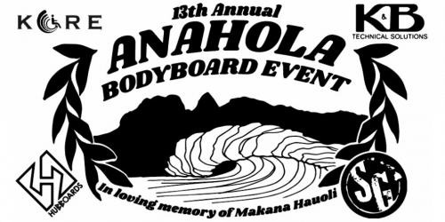 Anahola Bodyboard Event logo